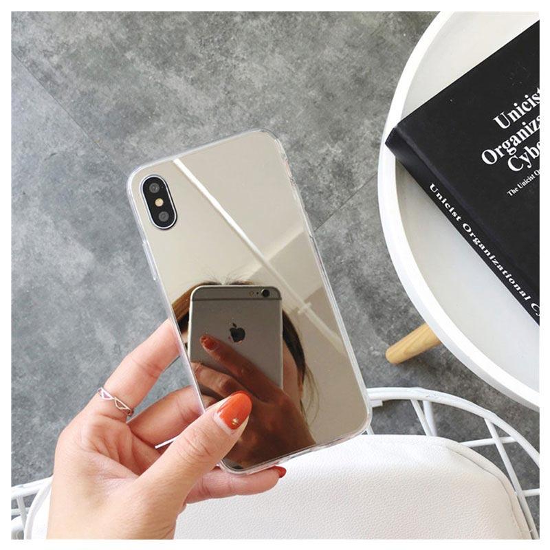 sale retailer 412cb 9c36b iPhone X / iPhone XS Mirror Case