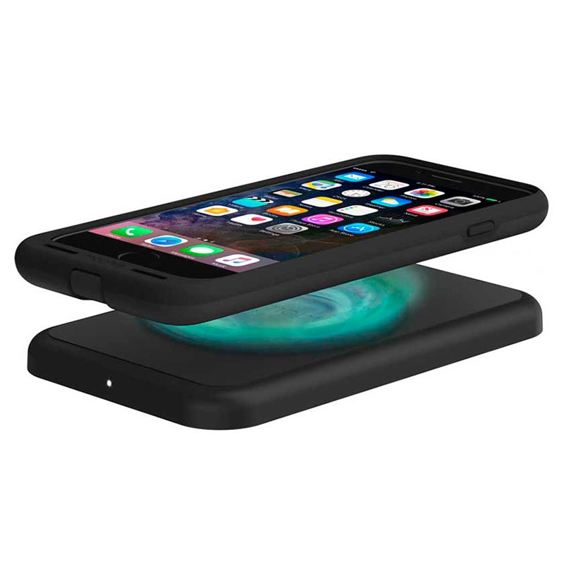 sale retailer e5dc9 89aec iPhone 7 Mophie Charge Force Wireless Charging Case