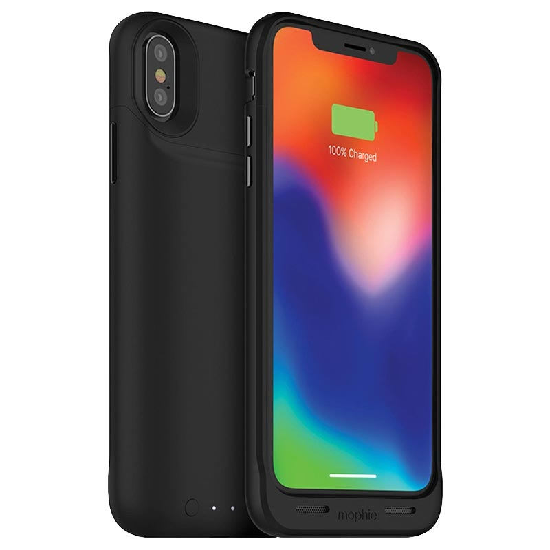 b4bd983ad35c Mophie Juice Pack Air iPhone X Battery Case - Black. Zoom