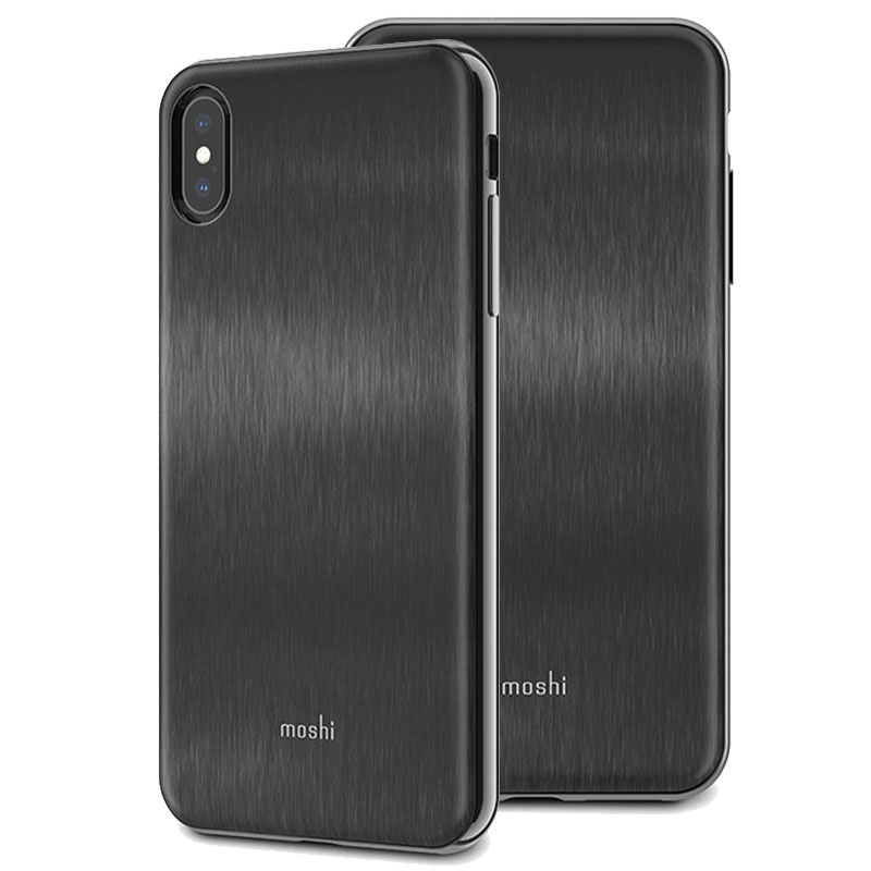 newest da5a5 e28cd Moshi iGlaze iPhone XS Max Hybrid Case