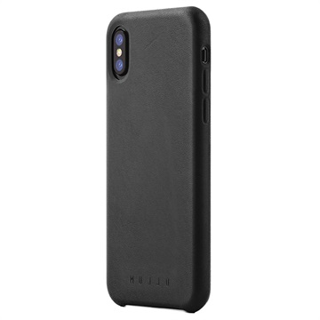 promo code 08042 23fe0 iPhone X / iPhone XS Mujjo Leather Case