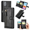 iPhone 11 Pro Multifunctional Vintage Wallet Case