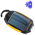 National Geographic 4in1 Solar Charger / Power Bank - 2000mAh