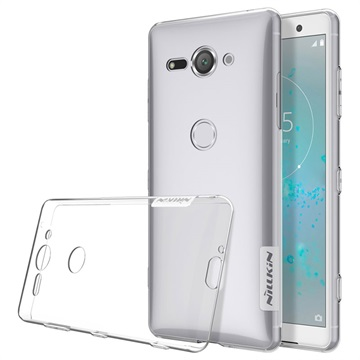 huge discount d224a 28ea3 Nillkin Nature 0.6mm Sony Xperia XZ2 Compact TPU Case