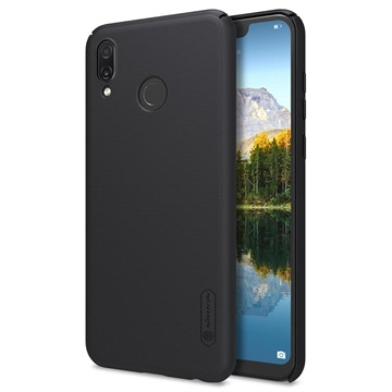 cheap for discount b27d3 65b0d Nillkin Super Frosted Shield Huawei Honor Play Case - Black