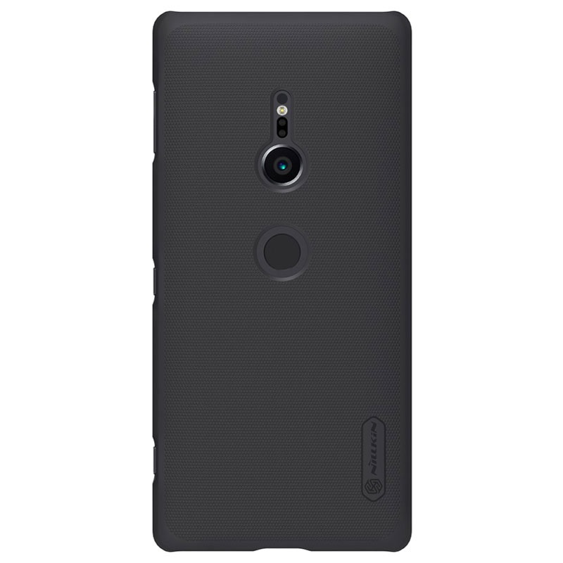 new product a4d78 3bcb5 Nillkin Super Frosted Shield Sony Xperia XZ2 Case