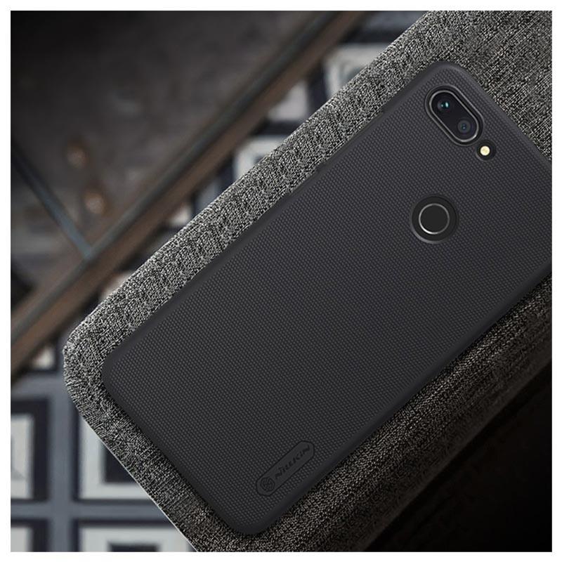 best website cb4a1 a4ef3 Nillkin Super Frosted Shield Xiaomi Mi 8 Lite Case