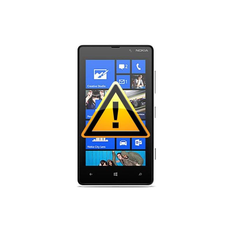 Nokia lumia 820 earpiece repair for 820 12