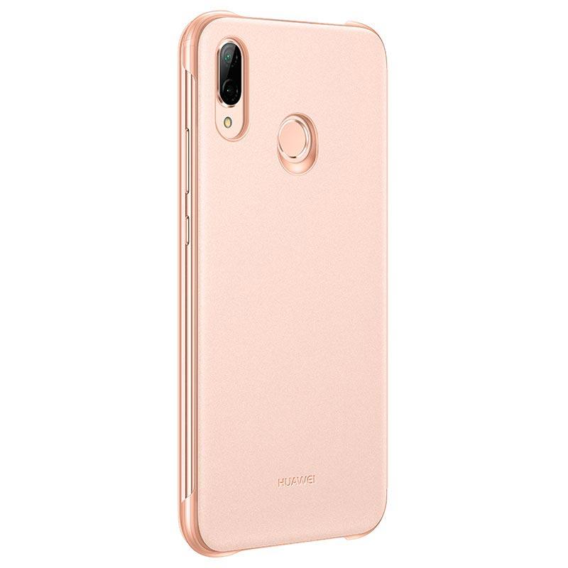 Huawei P20 Lite Smart View Flip Case 51992315 Pink