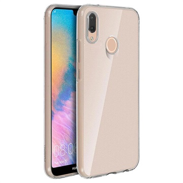 premium selection 2114b 393e1 Huawei P20 Lite TPU Case 51992316 - Transparent