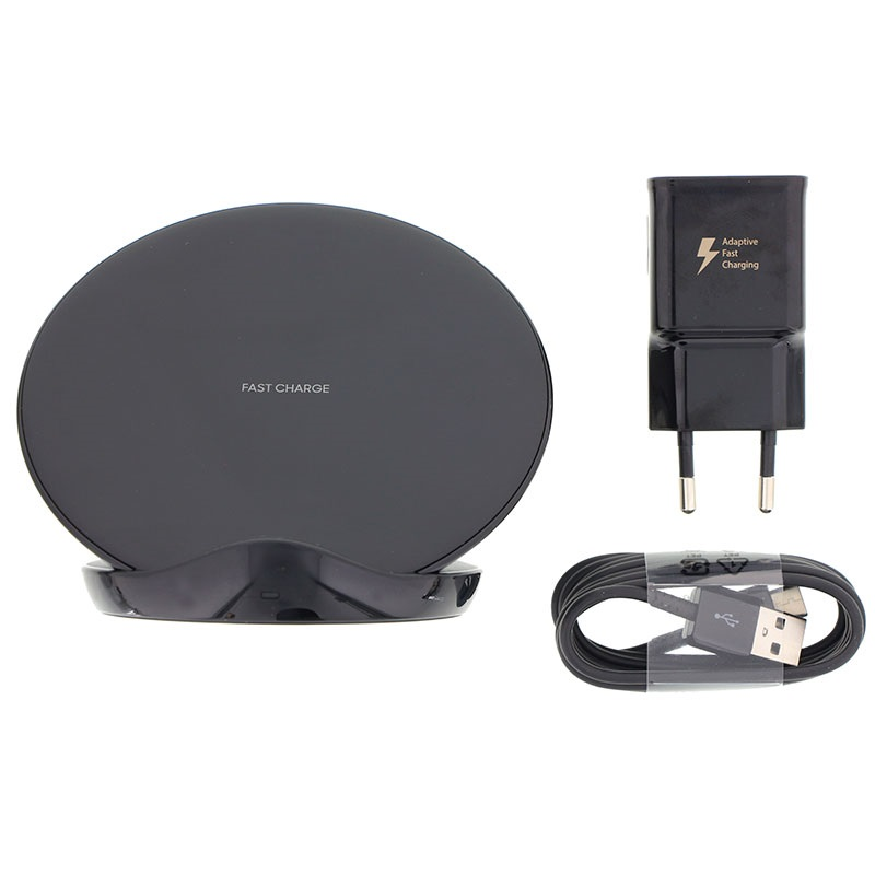 Samsung ep n5100tb fast charge wireless charger stand black keyboard keysfo Image collections
