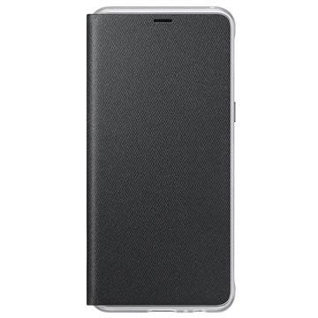 9fd617a5f30 Original-Samsung-Neon-Flip-Cover-for-Galaxy -A8-2018-EF-FA530-Black-12012018-01.jpg