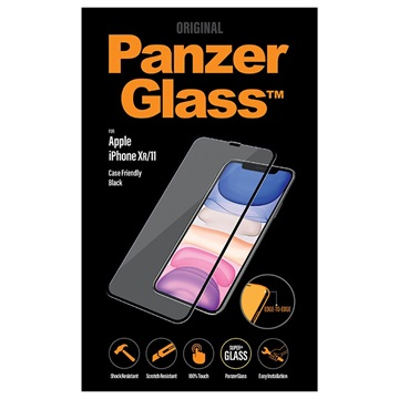 PanzerGlass Case Friendly iPhone 11 Tempered Glass Screen Protector