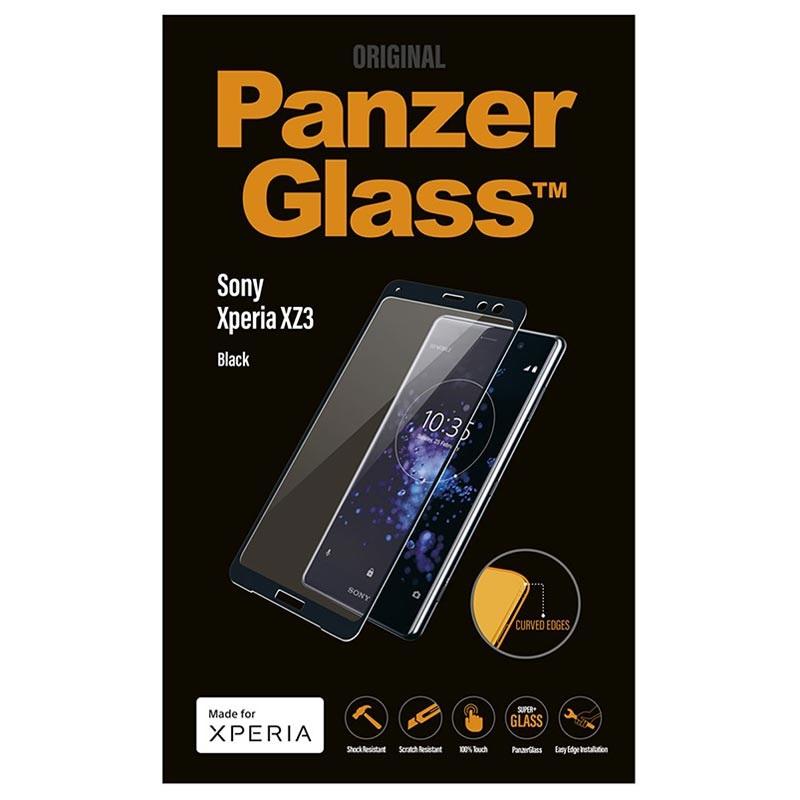 PanzerGlass Premium Sony Xperia XZ3 Screen Protector - Black