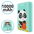 Pisen Meatball Stylish Power Bank - 10000mAh