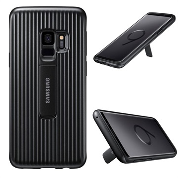 new style 5ded7 95f24 Samsung Galaxy S9 Protective Standing Cover EF-RG960CBEGWW