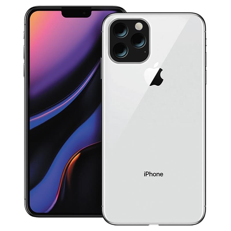Puro 0.3 Nude iPhone 11 Pro Max TPU Case - Transparent
