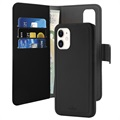 Puro 2-in-1 iPhone 11 Magnetic Wallet Case