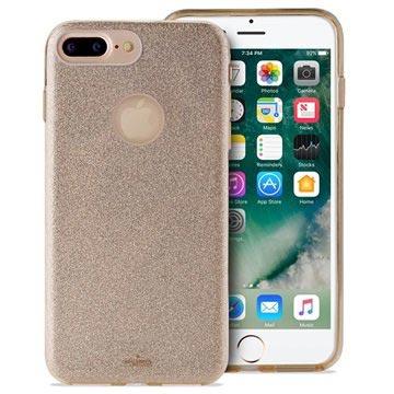 iPhone 7 Plus / iPhone 8 Plus Puro Glitter Case