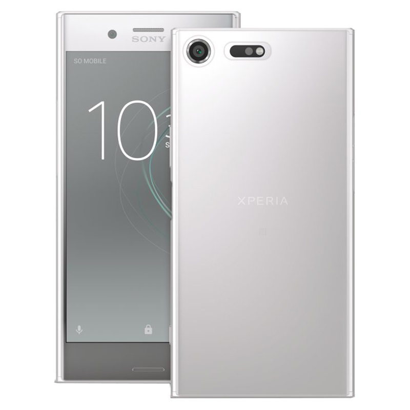 Sony Xperia XZ Premium Puro 0.3 Ultra Slim Nude Case