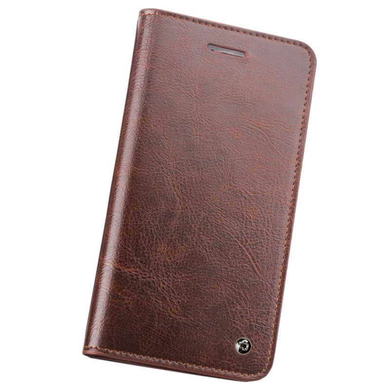 iPhone 6 / 6S Qialino Classic Wallet Leather Case