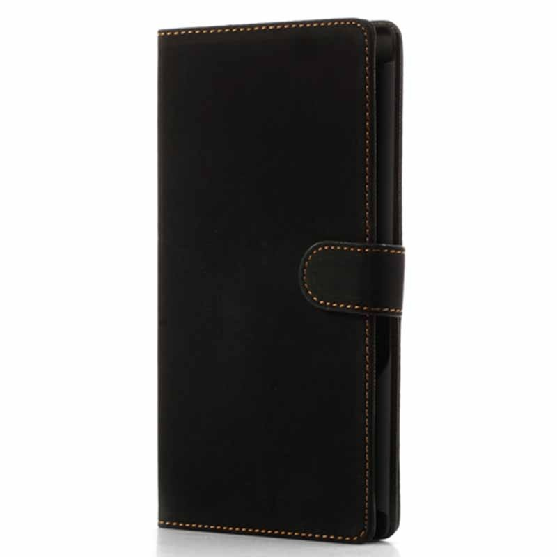 huge discount beec5 5f056 Sony Xperia Z Ultra Retro Wallet Leather Case