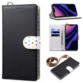 Retro Polka Dot iPhone 11 Pro Wallet Case