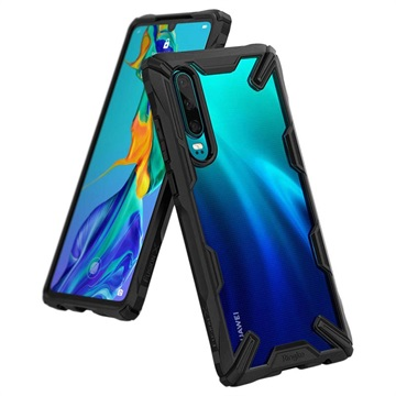 new concept d2268 93c6f Ringke Fusion X Huawei P30 Hybrid Case