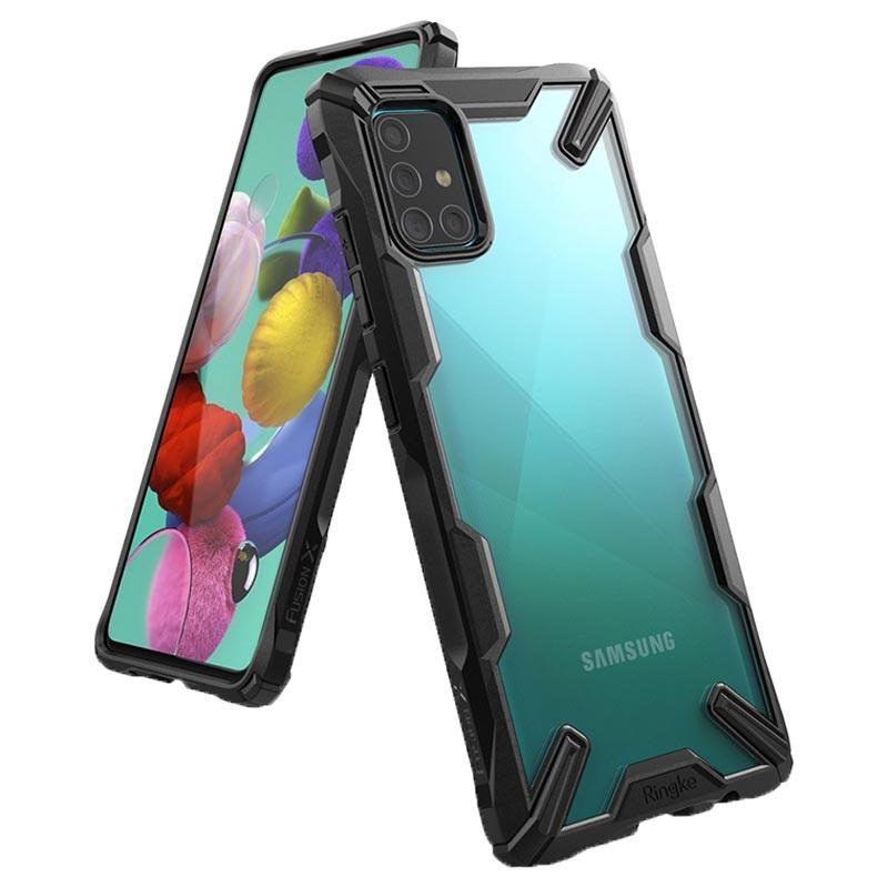 Ringke Fusion X Samsung Galaxy A51 Hybrid Case