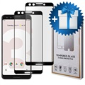 Saii Premium 3D Google Pixel 3 Tempered Glass - 2 pcs.