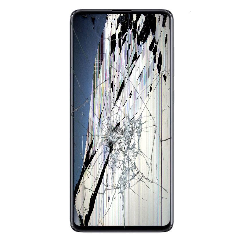 Samsung Galaxy A71 LCD and Touch Screen Repair - Black