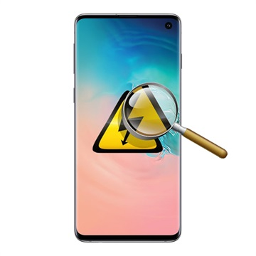 Samsung Galaxy S10 Diagnosis