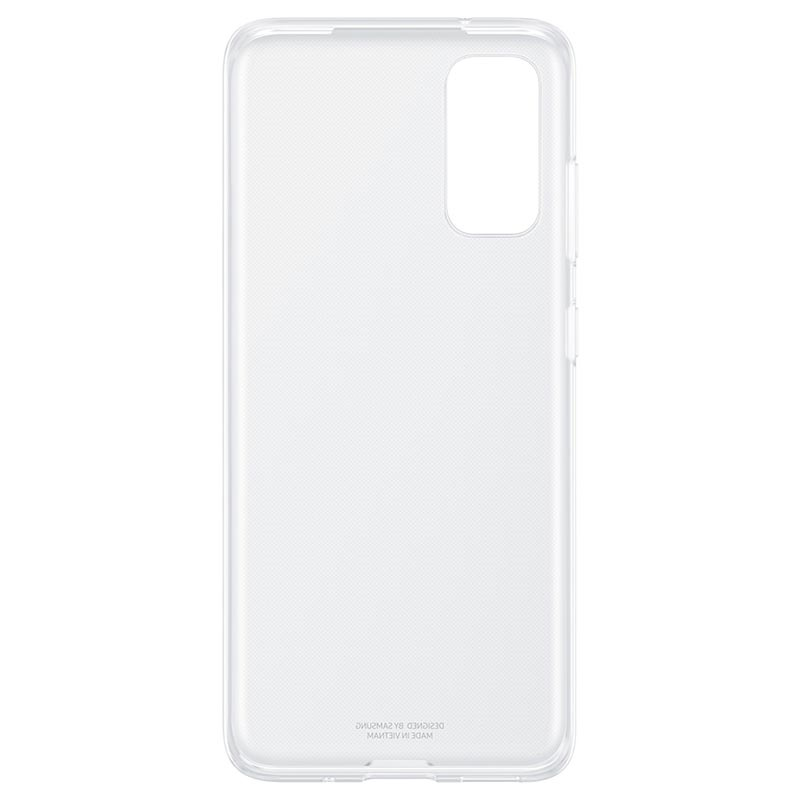 Samsung Galaxy S20 Clear Cover EF-QG980TTEGEU - Transparent