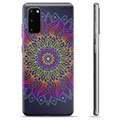 Samsung Galaxy S20 TPU Case - Colorful Mandala