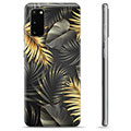 Samsung Galaxy S20 TPU Case - Golden Leaves