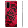 Samsung Galaxy S20 TPU Case - Rose