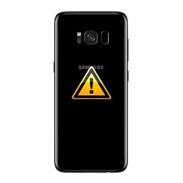 Samsung Galaxy S8 Battery Cover Repair