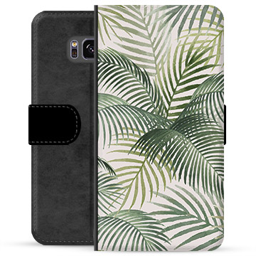 Samsung Galaxy S8 Premium Wallet Case - Tropic