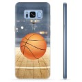 Samsung Galaxy S8 TPU Case - Basketball