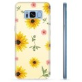 Samsung Galaxy S8 TPU Case - Sunflower