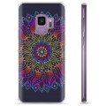 Samsung Galaxy S9 TPU Case - Colorful Mandala
