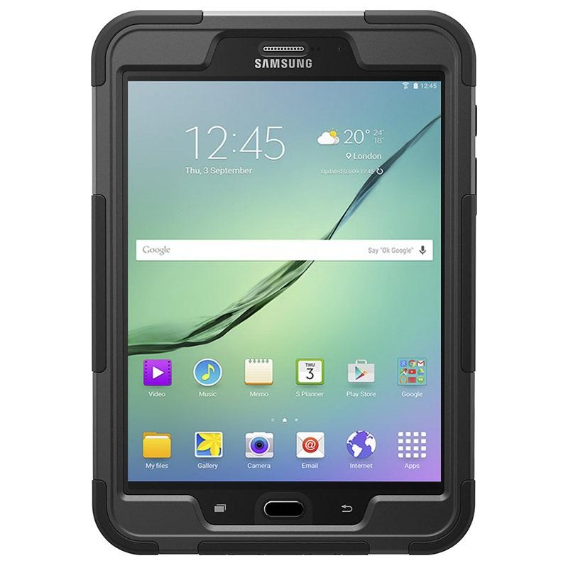 Samsung galaxy tab s2 8 0 t710 t715 griffin survivor slim for Housse tab s2 8