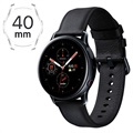 Samsung Galaxy Watch Active2 (SM-R835) LTE - Stainless Steel, 40mm