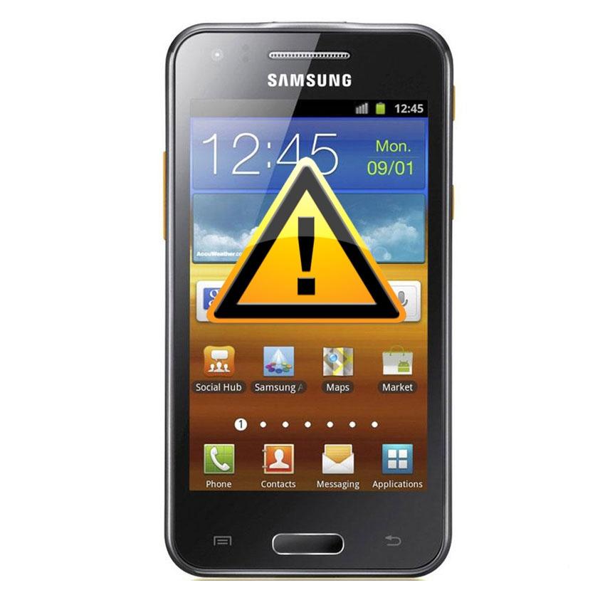 Samsung i8530 galaxy beam front camera repair for Samsung beam tv
