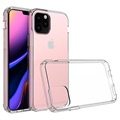 Scratch-Resistant iPhone 11 Pro Max Hybrid Case - Transparent