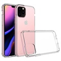 Scratch-Resistant iPhone 11 Pro Hybrid Case - Transparent