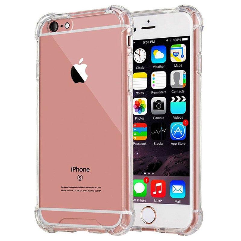 buy online 57885 774ad Scratch-Resistant iPhone 6/6S Hybrid Case - Transparent