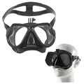 Scuba Diving Mask with Universal Action Camera Mount