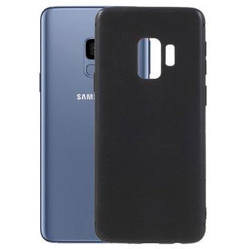 premium selection e7215 26ca7 Samsung Galaxy S9 Flexible Matte Silicone Case