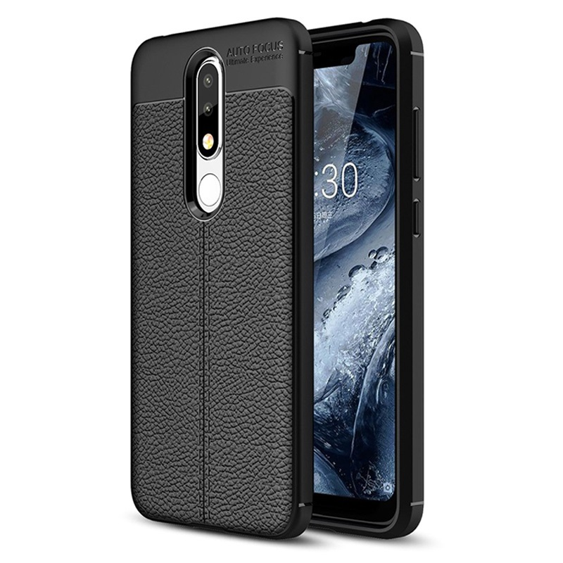 huge selection of 2951b 50d2c Slim-Fit Premium Nokia 5.1 Plus TPU Case